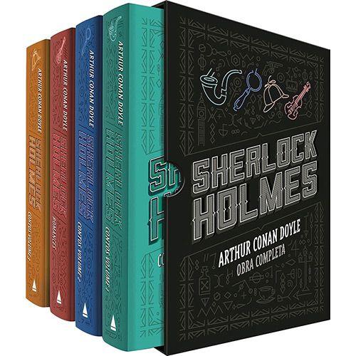 Box - Sherlock Holmes (4 Volumes)