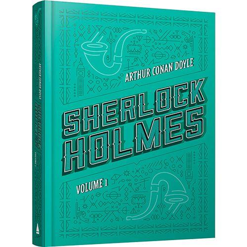 Box - Sherlock Holmes (4 Volumes)  Lacrado