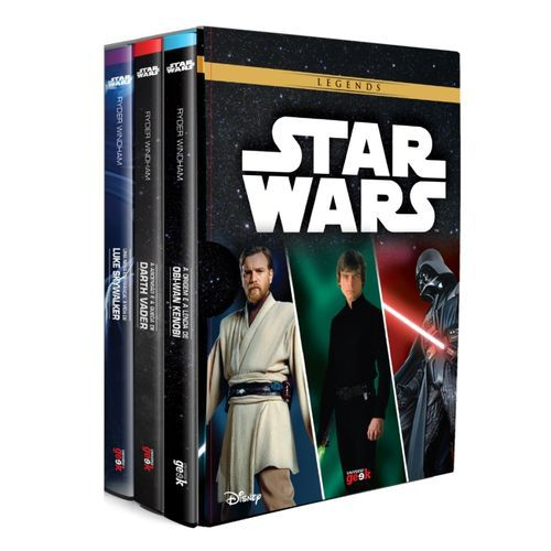 Box Star Wars: Legends