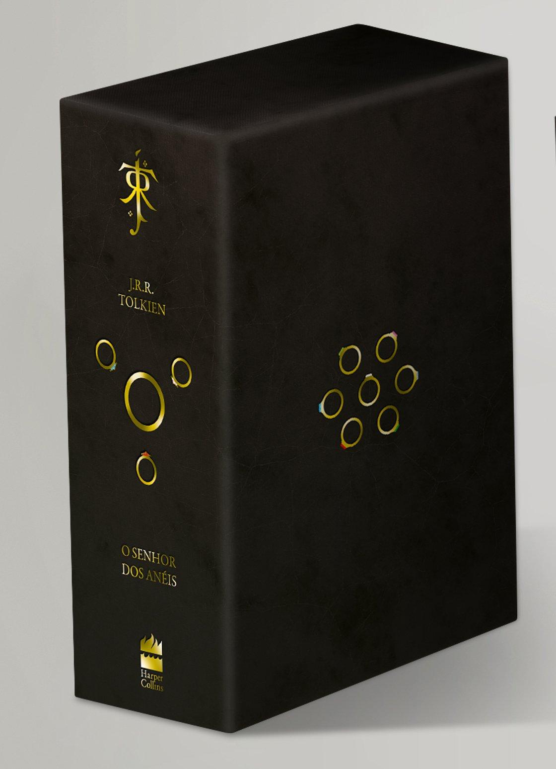Box Trilogia o Senhor dos Aneis