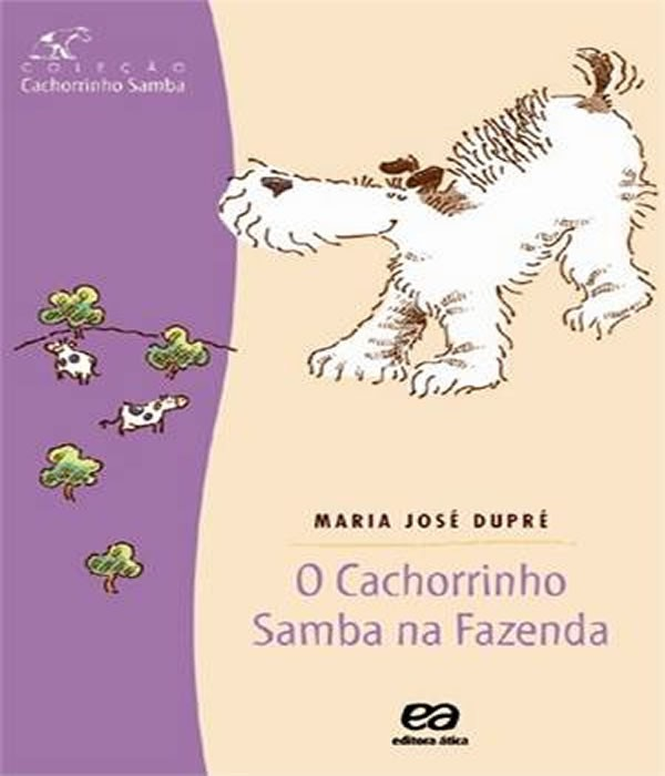 Cachorrinho Samba NA Fazenda, o - 12 ED