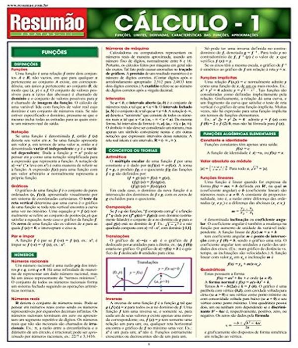 Calculo 1 - VOL 11