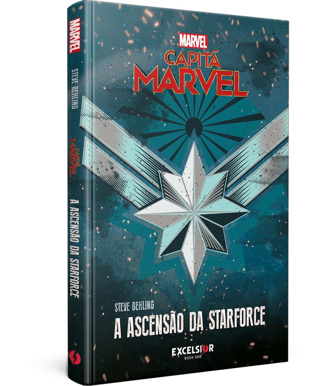 Capita Marvel: a Ascensao da Starforce