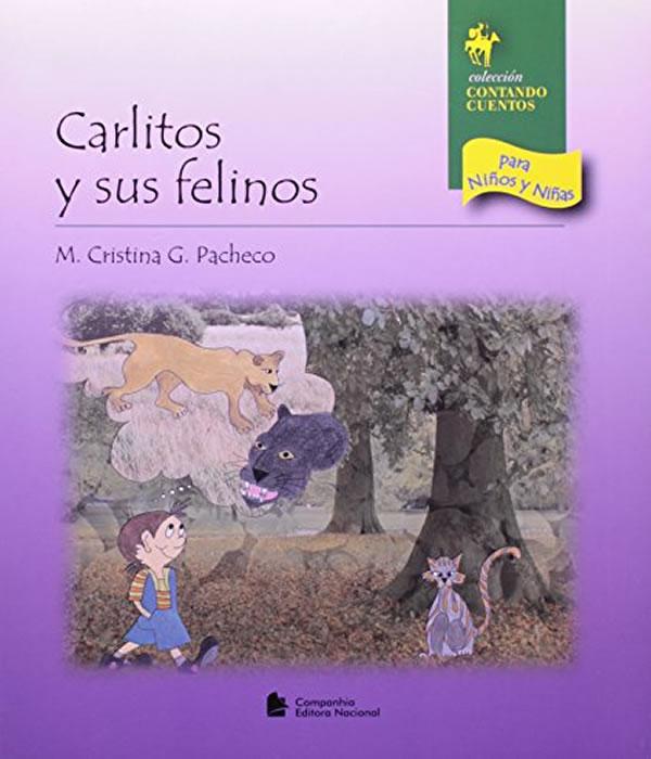 Carlitos Y SUS Felinos - Contando Cuentos