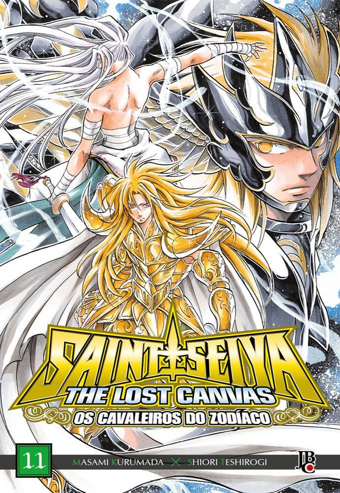 Cavaleiros do Zodiaco - LOST Canvas Especial - VOL. 11