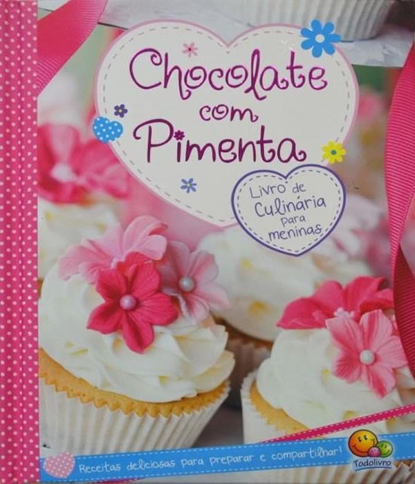 Chocolate Com Pimenta - Receitas