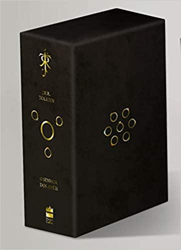 Box Trilogia O Senhor dos Anéis (Português) Capa dura  Lacrado