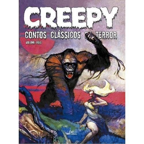 Creepy. Contos Clássicos de Terror - Volume 3