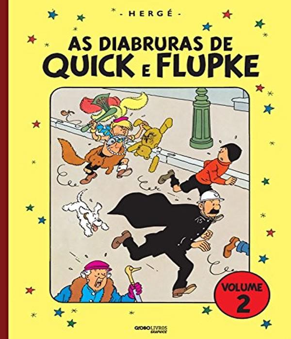 Diabruras De Quick E Flupke, As - Vol 02