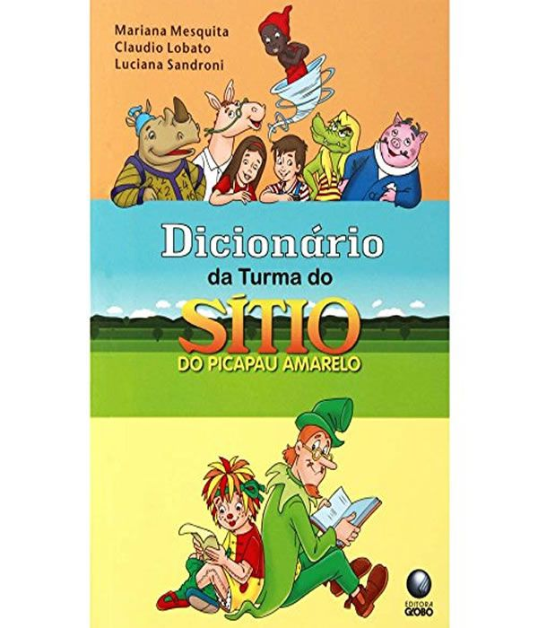 Dicionario Da Turma Do Sitio Do Pica Pau Amarelo