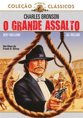 Dvd O Grande Assalto - Charles Bronson, Western, Original