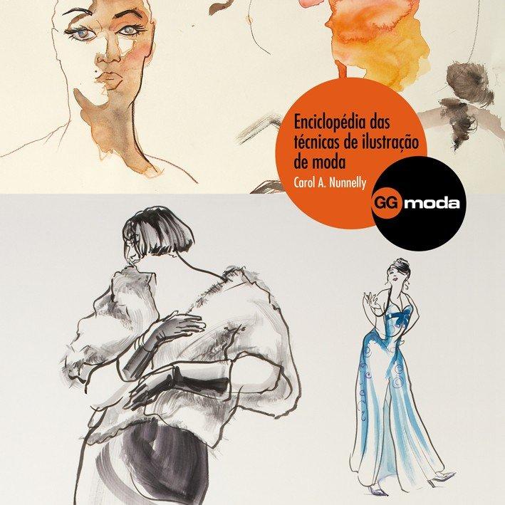 Enciclopedia das Tecnicas de Ilustracao de Moda