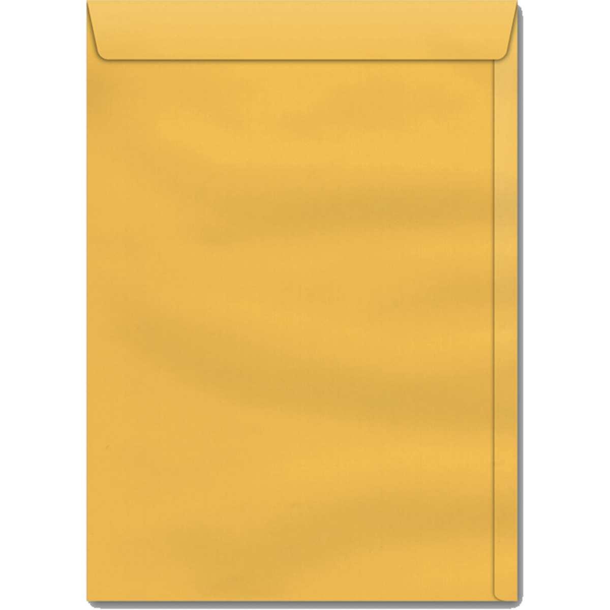 Envelope Saco Ouro 176X250 80GRS. KO 25 (7898563360685)