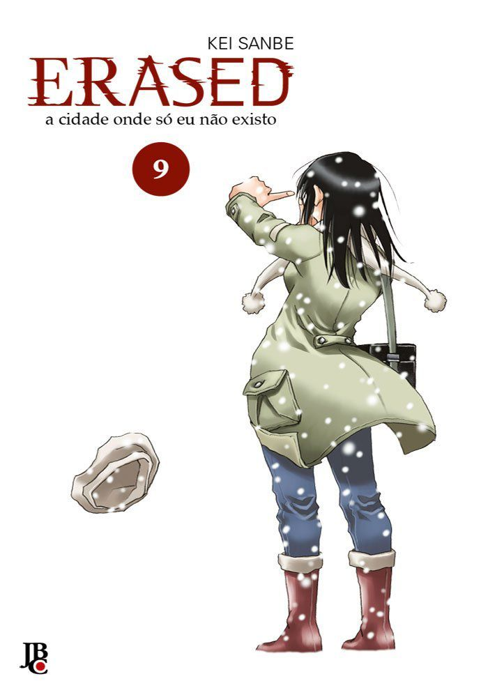 Erased Vol. 9