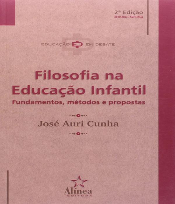 Filosofia NA Educacao Infantil