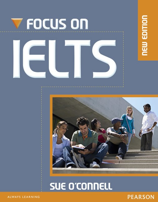 Focus ON IELTS NEW Edition Coursebook ITEST CD-ROM PACK