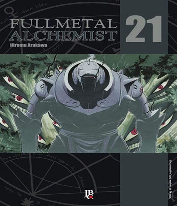 Fullmetal Alchemist - Especial - Vol. 21