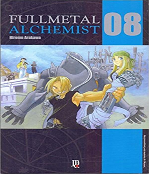 Fullmetal Alchemist - Especial - Vol. 8