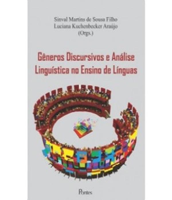 Generos Discursivos e Analise Linguistica NO Ensino de Linguas