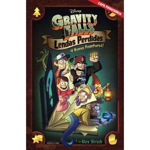Gravity Falls - Lendas Perdidas - Catavento