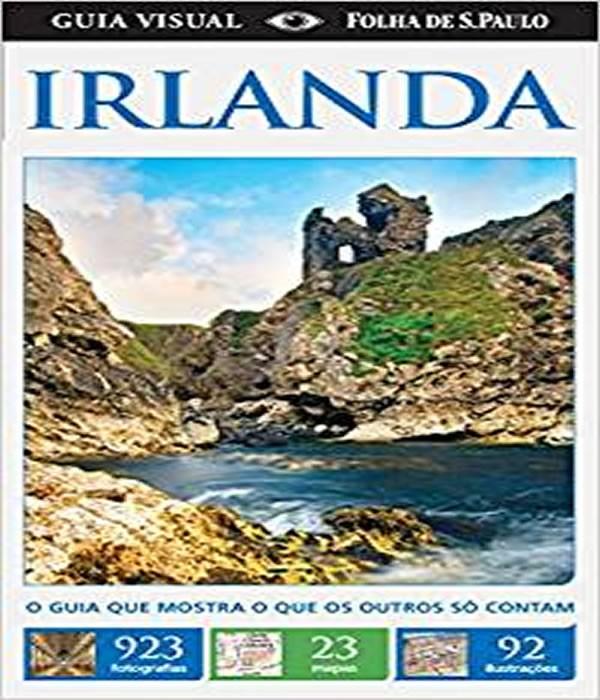 Guia Visual Folha - Irlanda - 3 ED