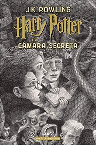 Harry Potter e a Camara Secreta (capa Dura) - Edicao Comemorativa dos 20 ANOS da Colecao HARRY Potter