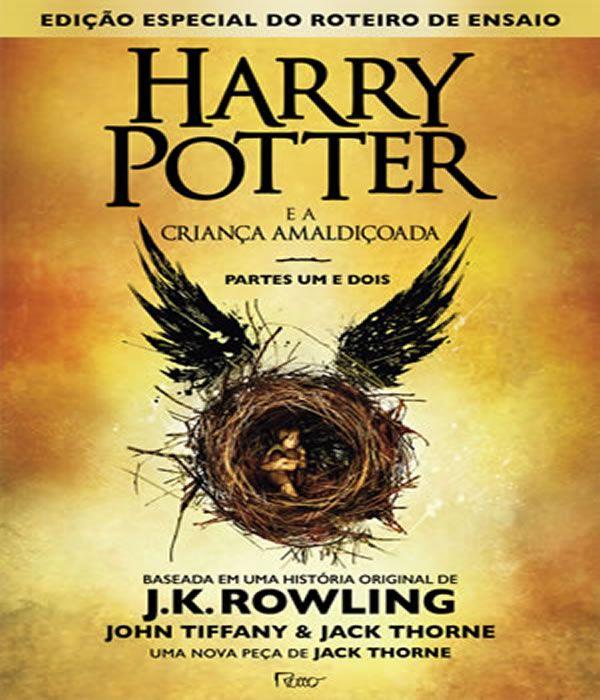 Harry Potter e a Crianca Amaldicoada - Parte UM e Dois
