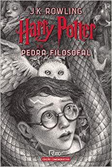 Harry Potter e a Pedra Filosofal (capa Dura) - Edicao Comemorativa dos 20 ANOS da Colecao HARRY Potter