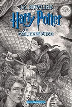 Harry Potter e o Calice de Fogo (capa Dura) - Edicao Comemorativa dos 20 ANOS da Colecao HARRY Potter