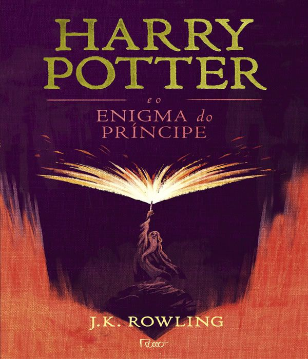 Harry Potter e o Enigma do Principe (9788532530837)