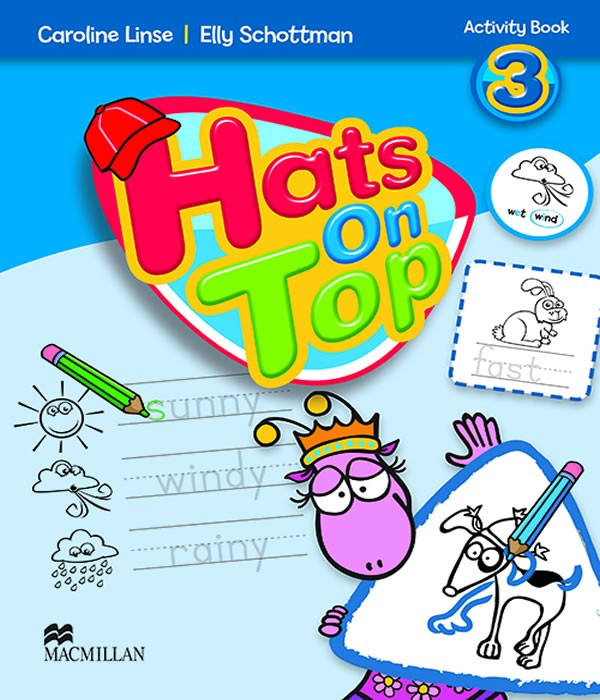 Hats ON TOP 3 - Activity Book