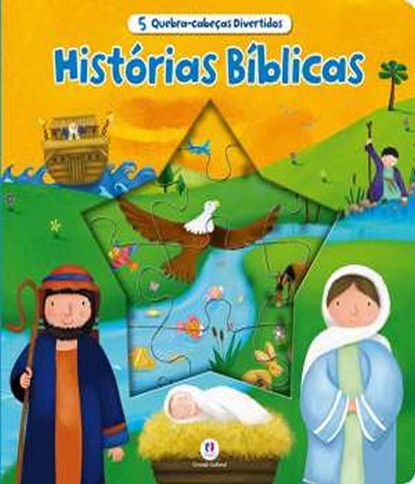 Historias Biblicas (9788538059677)