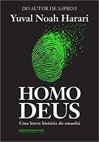 HOMO DEUS - CIA DAS LETRAS