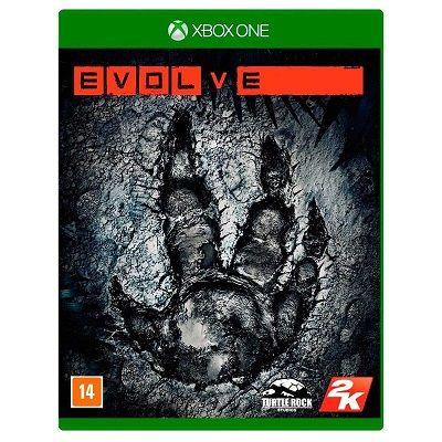 Jogo Evolve - Xbox One