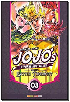 Jojos Bizarre Adventure - Parte 2 - Battle Tendency - Vol 03