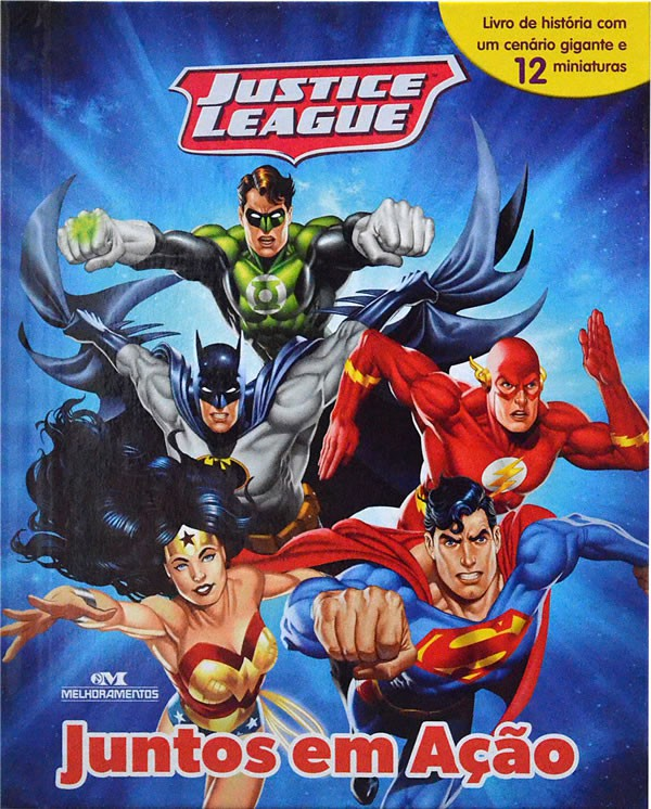 Justice League: Juntos em Acao