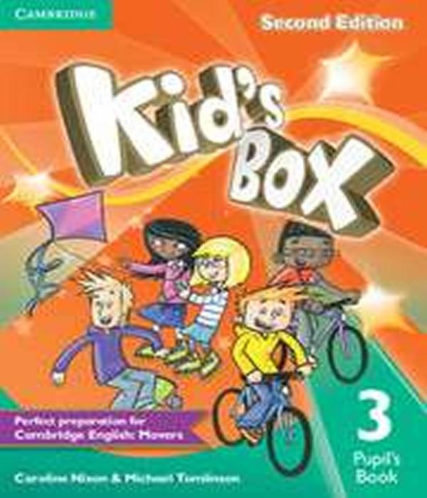 Kids BOX 3 - Pupils Book - 02 ED