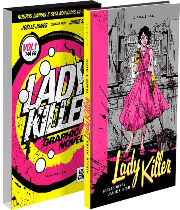 Lady Killer - Graphic Novel