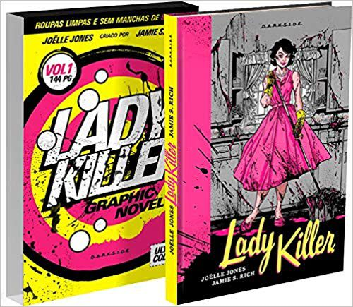 LADY KILLER - GRAPHIC NOVEL - DARKSIDE