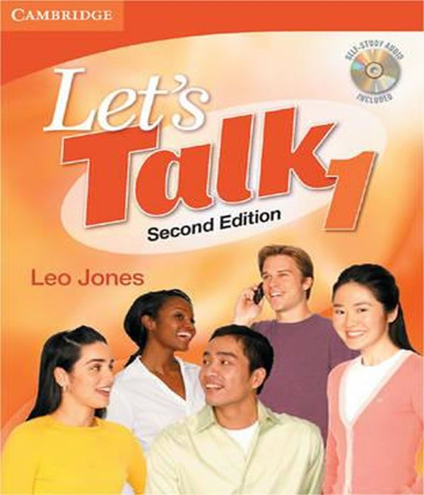 Let´s Talk 1 - Student´s Book With Self-study Audio Cd - 02 Ed