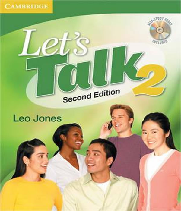 Let´s TALK 2 - Student´s Book WITH SELF-STUDY Audio CD - 02 ED