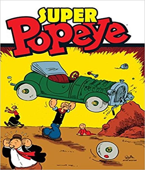 Livro Super Popeye