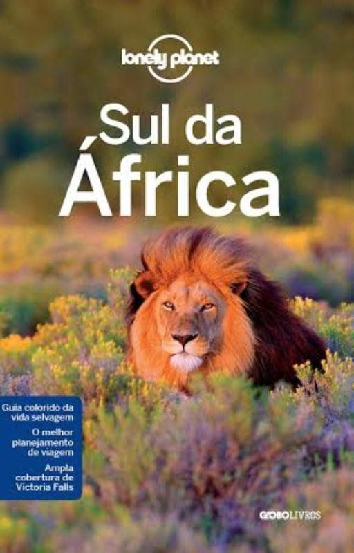 Lonely Planet SUL da Africa
