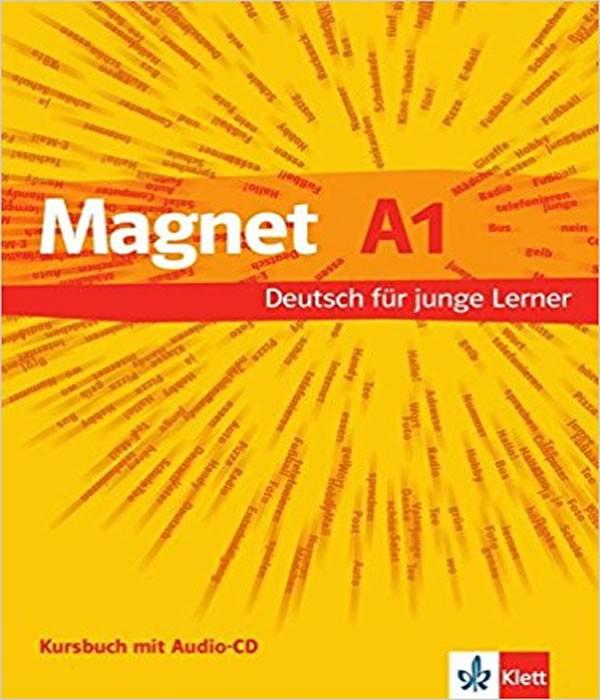 Magnet A1 - Kursbuch MIT Audio CD