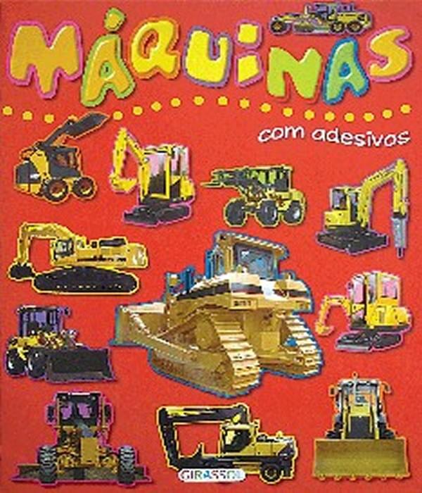 Maquinas - com Adesivos