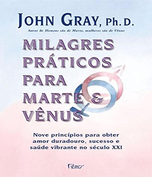 Milagres Praticos para Marte e Venus
