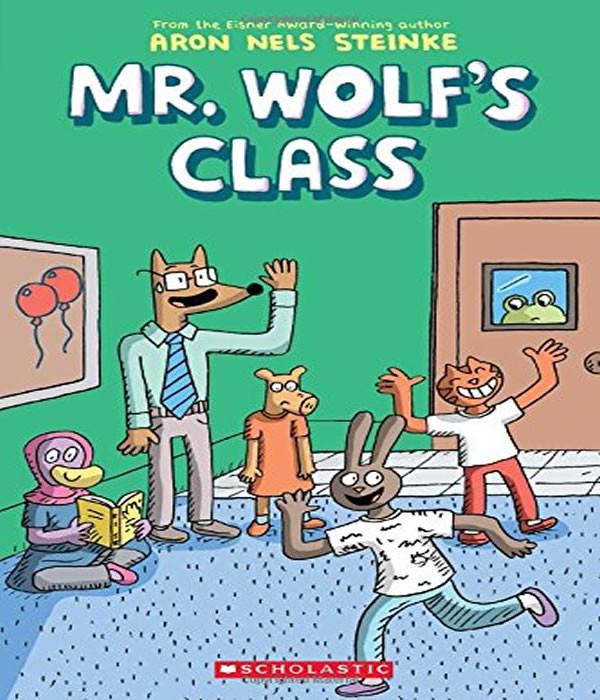 MR. WOLF´S CLASS