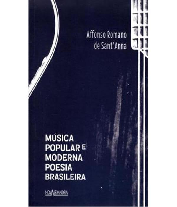 Musica Popular e Moderna Poesia Brasileira