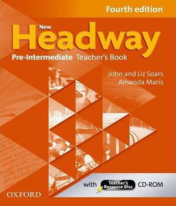 New Headway - PRE-INTERMEDIATE - Teacher´s Book - 04 ED