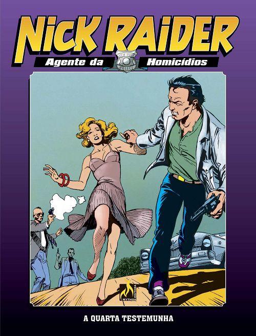 NICK RAIDER VOL. 1